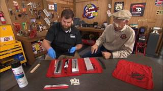 Weatherstrip Gluing Tips (Steele Rubber Products)