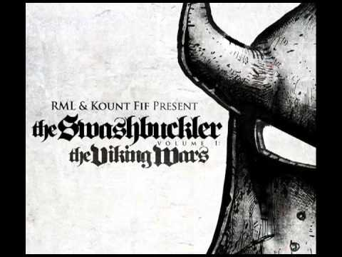 The Swashbuckler Vol.1- Dead End Street Killah Priest Steven King & Sonny Seeza (Of Onyx)