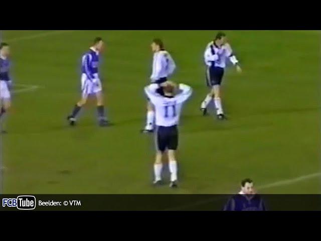 1997-1998 - Beker Van België - 02. 8ste Finale - Club Brugge - Patro Eisden 6-0