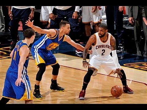 56eb4466ff7 Kyrie Irving Crosses Up Steph Curry! - YouTube