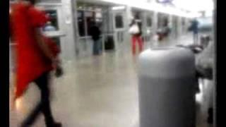 St. Louis MO Greyhound Bus Station 04:55 6/5/11