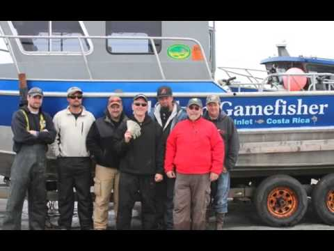 Alaska Fishing Trips and charters on the Kenai River & Cook inlet 907-398-1744
