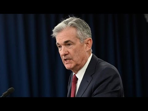 Fed's Jerome Powell is concerned about global growth