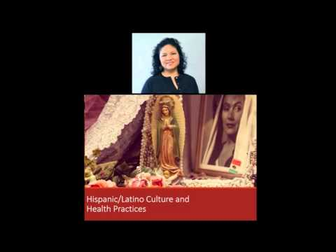 Hispanic Cultural Competency