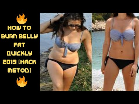 ✔️ BURN BELLY FAT QUICKLY AND EASY 2019 ► Best Metod [ WIthout Diet, Exercise ]