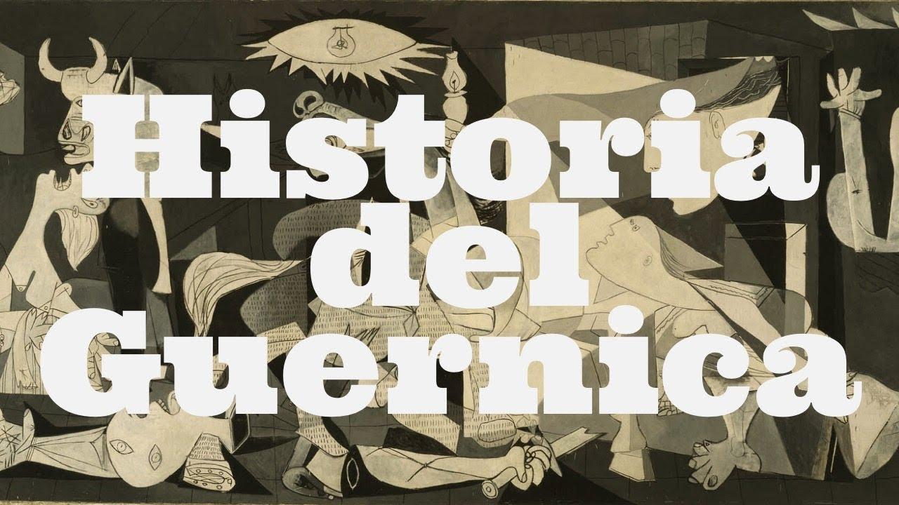 La verdadera historia del Guernica de Picasso