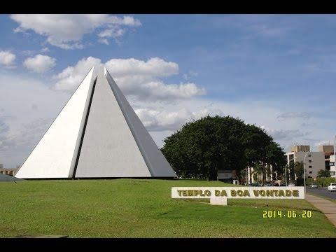 Templo da Boa Vontade en Brasilia D.F