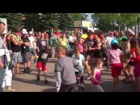 Spandy Andy's Dance Party  Westerner Days