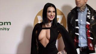 Joanna Angel 2018 XBIZ Awards Red Carpet