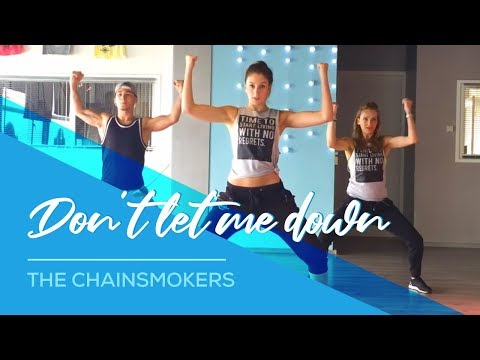 The Chainsmokers  Dont let me down  Combat Fitness Dance  Choreography