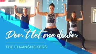 Baixar The Chainsmokers - Don't let me down - Combat Fitness Dance  Choreography
