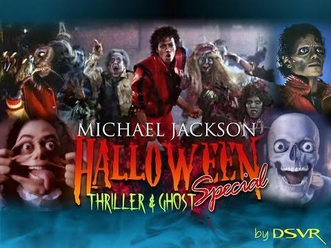 Michael Jackson - Halloween Tour