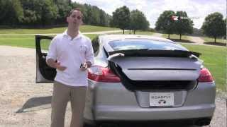 porsche panamera gts 2013 review road test with ross rapoport by roadflytv