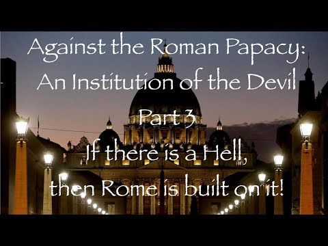 If there is a Hell, then ROME is built on it!