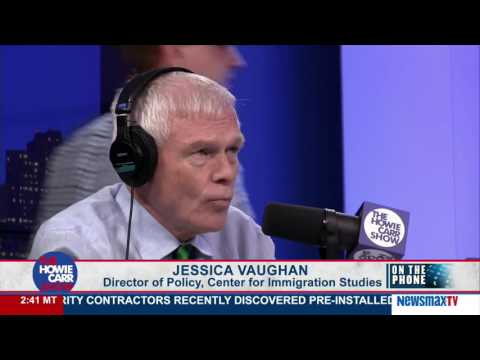 The Howie Carr Show | Jessica Vaighan discusses sanctuary cities