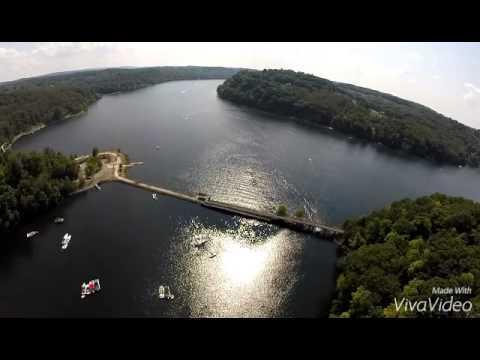 Cheat Lake Backwaters-Morgantown West Virginia