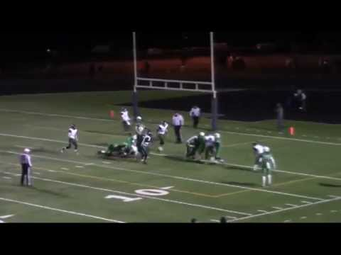 2014 Woodgrove High School Football Season Highlight Reel