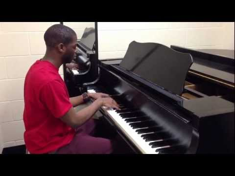 Let the Church Say Amen by Andrae Crouch~ Piano HD