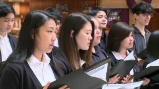 Marshall McLuhan CSS Choir -- O Sanctissima