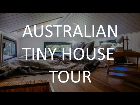 Australian Tiny House Tour