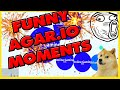 Agar.io - Trolling Teams Solo And Funny Moments!!