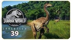 Alles für die Besucher! #39 Jurassic World Evolution [Stream/Facecam] - Let's Play