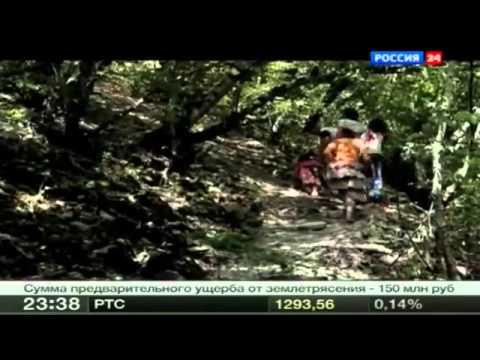 Репортаж А. Поповой, Канал Россия: Азербайджан, Шеки