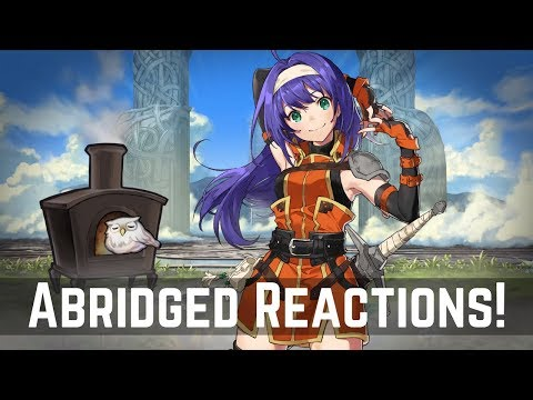 Abridged Feh Channel Broadcast - Live Reactions and Stuff! | Fire Emblem Heroes 【Stream Highlights】