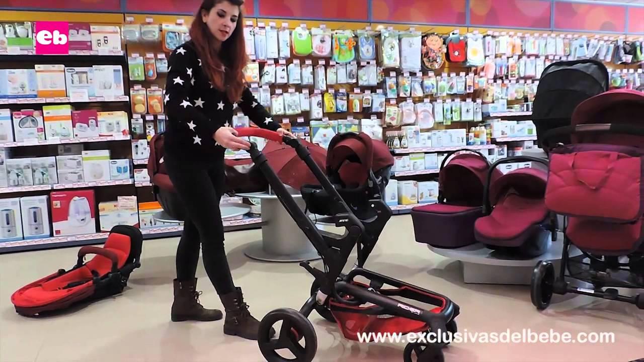 Jané Rider: cochecito de bebé semiurbano tope de gama