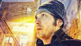 DANGEROUS SNOW PRANK