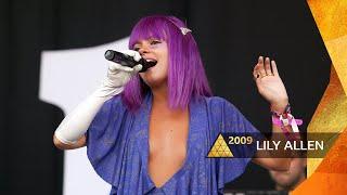 Lily Allen - The Fear (Glastonbury 2009)