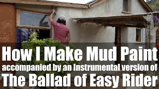 How I Make Mud Paint