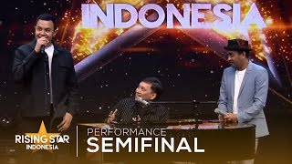 "Gambar cover Yovie Widianto, Tulus, Glenn Fredly ""Adu Rayu"" 