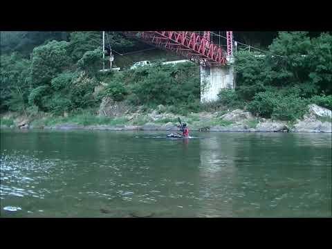 2017 9 1 HIROSHIMA still water freestyle kayaking