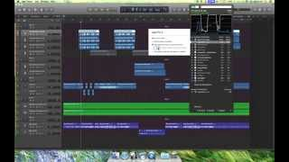 Logic Pro X Tutorial - BEST Solution to CPU Overload messages