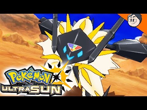 THE NEWEST POKEMON GAME!!  Pokemon Ultra Sun Lets Play  01