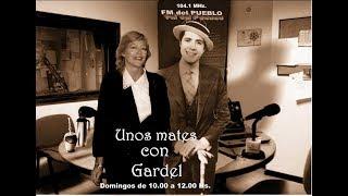 """Guardianes del Tango - Ana Turón (PARTE II) y el Museo del Libro """"GARDEL y su tiempo""""."""