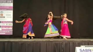 """Laung Laachi""Dance Performance By Pinky Dance choreography , Canada_Calgary"