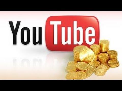 Ինչպես գումար աշխատել YouTube-ի միջոցով