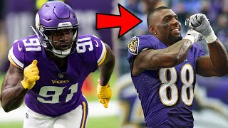 BREAKING: BALTIMORE RAVENS SIGN DEZ BRYANT & TRADE FOR YANNICK NGAKOUE