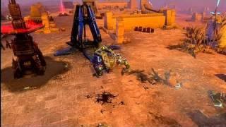 Warhammer 40,000: Dawn of War II PC Games Trailer - Space