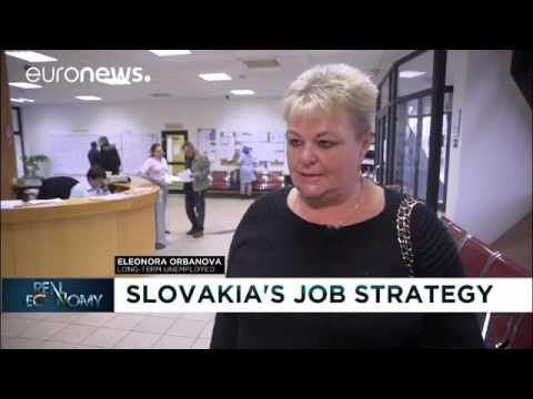 How Sweden and Slovakia are beating long term unemployment   real economy