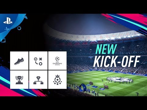FIFA 19 - The New Kick-Off | PS4