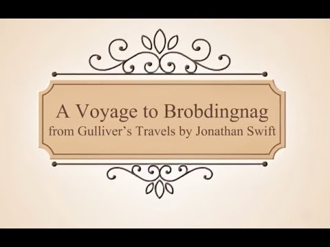 A Voyage To Brobdingnag from Gulliver's Travels by Jonathan Swift | Learn English By Stories