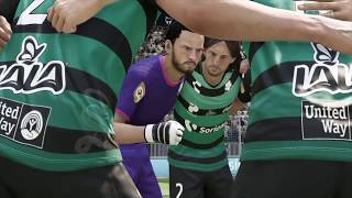 embeded bvideo Simulación FIFA19: Monterrey Vs Santos