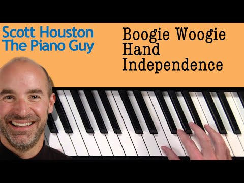 Boogie Woogie Piano - Hand Independence Help