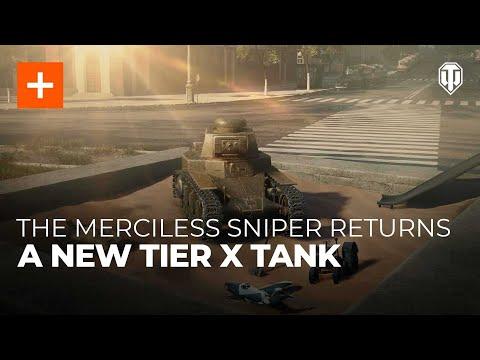 The Merciless Sniper Returns