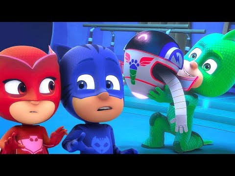 PJ Masks Full Episodes Season 2 ⭐️New Year, New Friends! Featuring PJ Robot | 4K | PJ Masks Official
