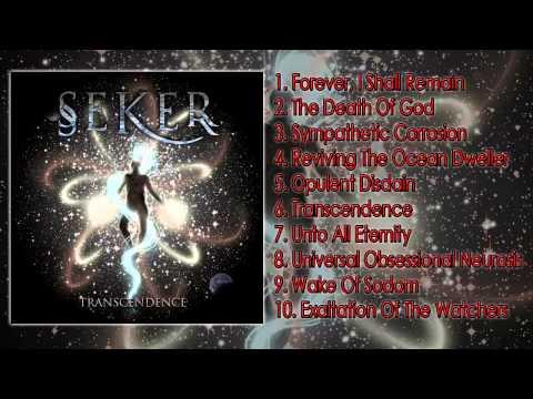 Seker - Transcendence (FULL ALBUM 2013/HD)