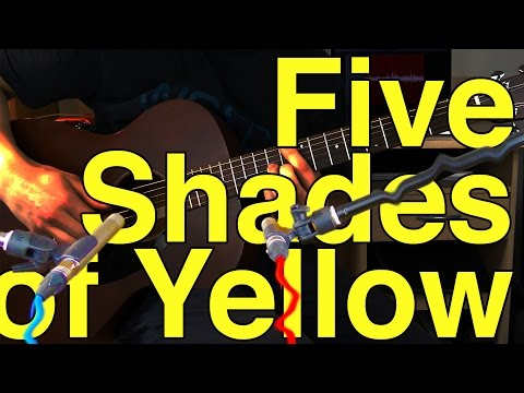 Five Shades of Yellow - One Take Acoustic Version (Original)